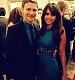 Nina with Joseph Morgan